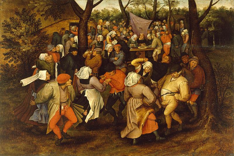 800px-Pieter_Bruegel_II_-_Peasant_Wedding_Dance_-_Walters_37364.jpg