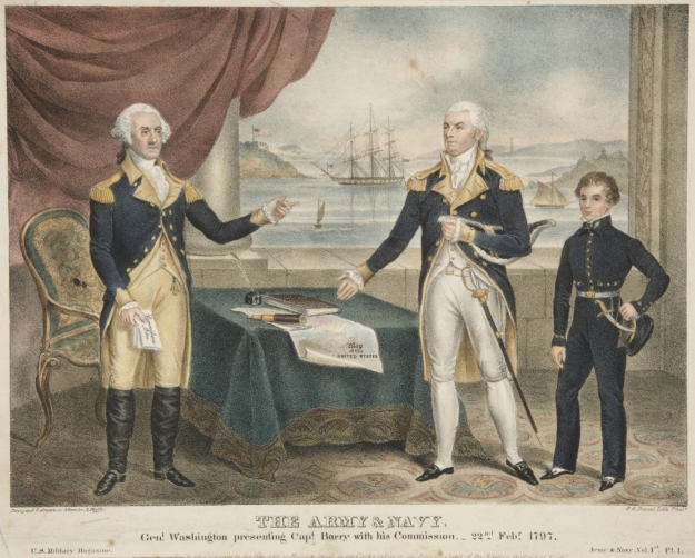 The_Army_&_Navy,_Genl._Washington_presenting_Captain_Barry_with_his_Commission.jpg