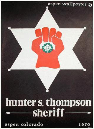 Are not Hunter s thompson fist