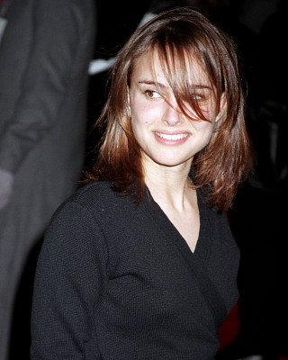 pictures of natalie portman and. Real Heroes: Natalie Portman.