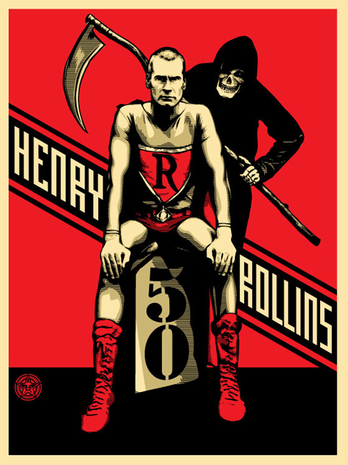 What About Paris?: Obey. DC. Rollins.