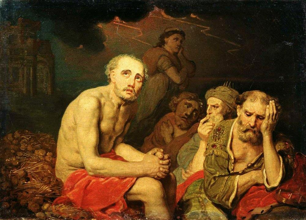 vladimir-borovikovsky-job-and-his-friends-1810s.jpg